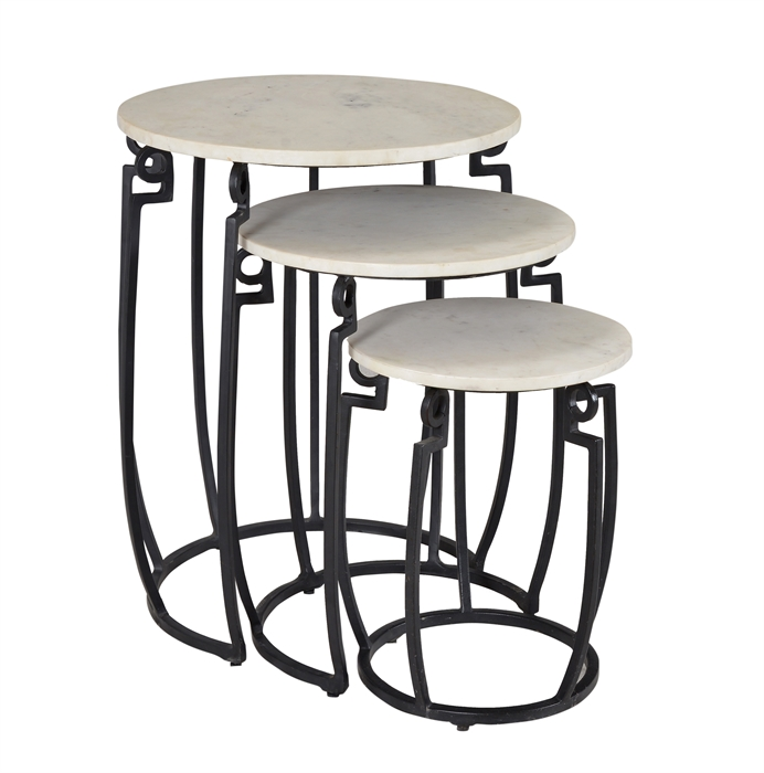 3 Tier Nesting Tables main image