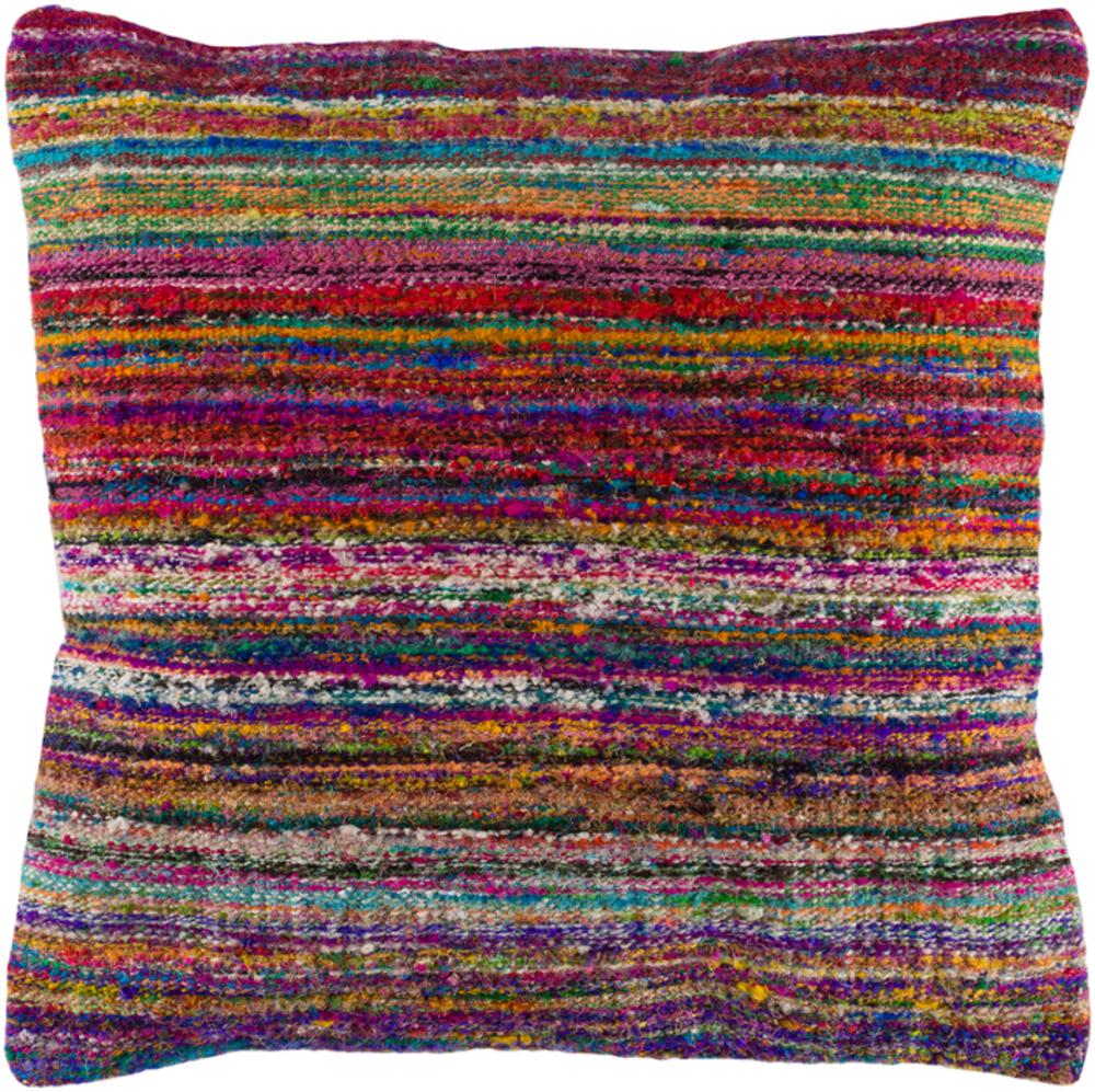 Multi-Color Palu Throw Pillow 18 x 18 main image