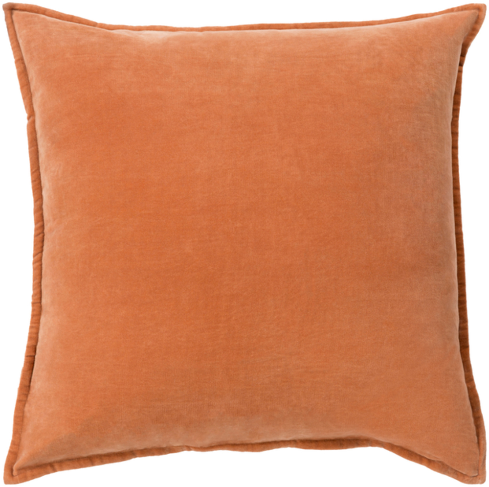 Orange Decorative Pillow 22 x 22 main image