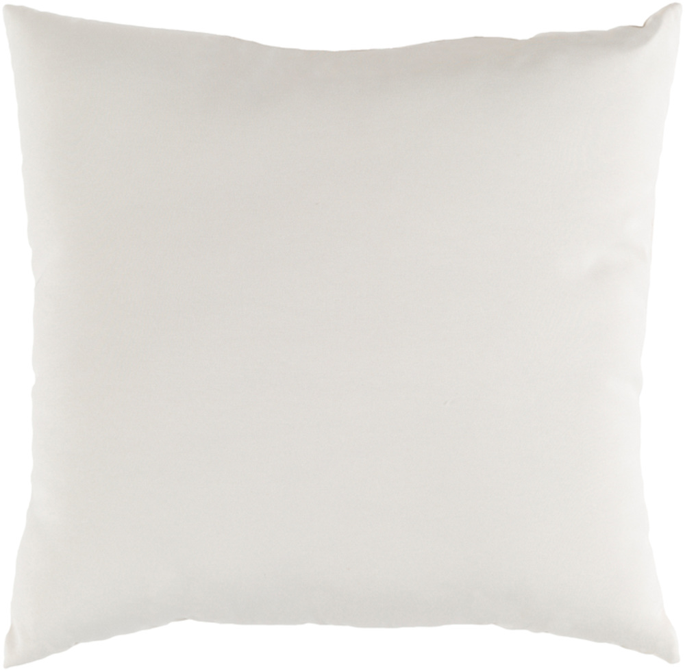Beige Outdoor Essien Pillow 20 x 20 main image