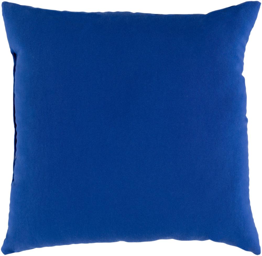 Dark Blue Ethiopia Decorative Pillow 20 x 20 main image