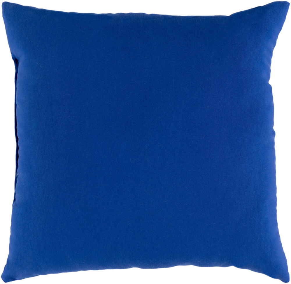 Dark Blue Ethiopia Decorative Pillow 20 x 20 main image
