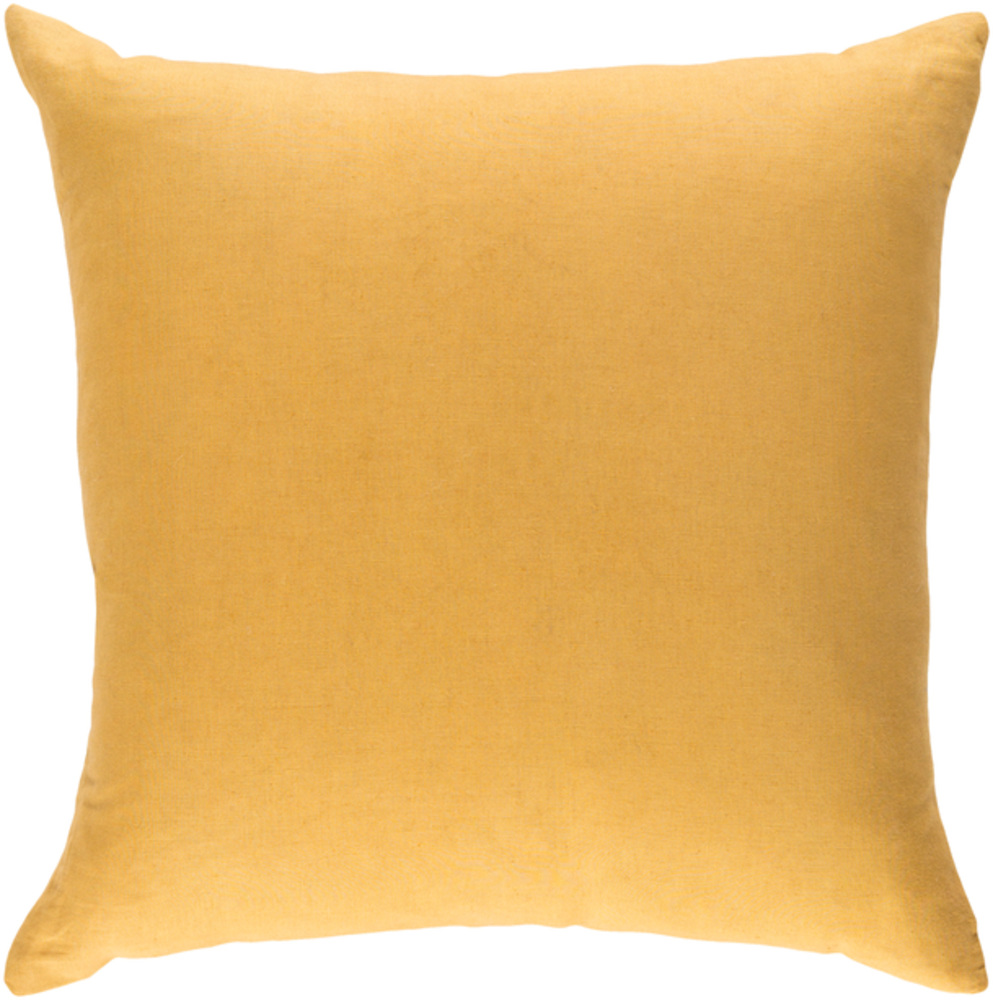 Yellow Olson Decorative Pillow 18 x 18 main image
