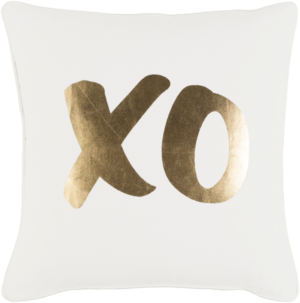 XO Decorative Pillow 18 x 18 main image