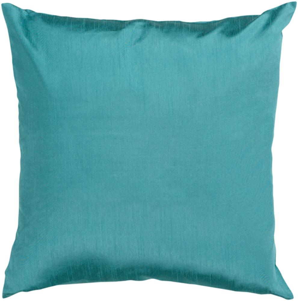 Turquoise Decorative Pillow 22 x 22 main image