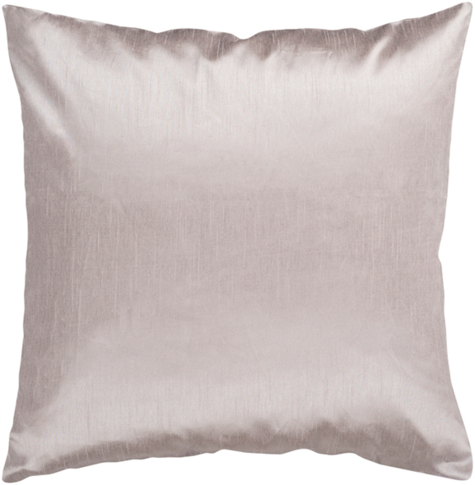 Silver Luxe Decorative Pillow 22 x 22 main image