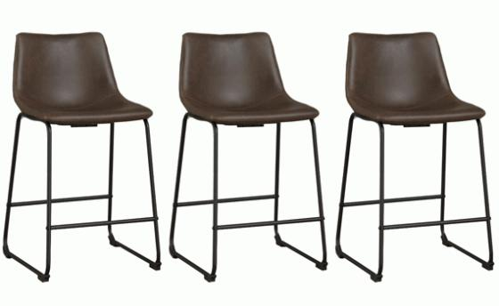 Bar Stools Set of 3  main image