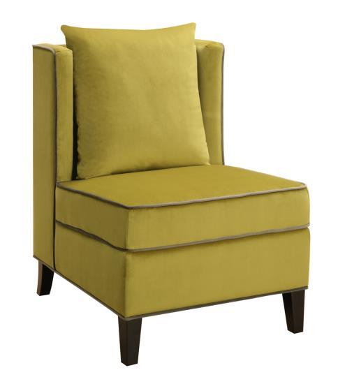 Marco Velvet Chair main image