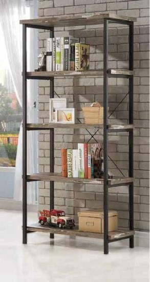Salvaged Cabin Standard Bookcase main image