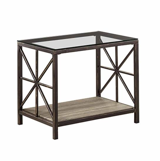Avondale Rustic End Table main image