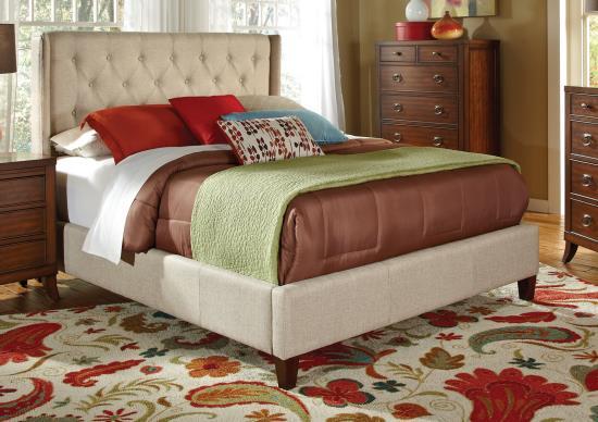 King bed main image
