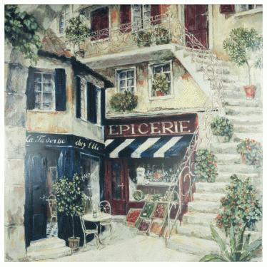 French Terrace Art main image