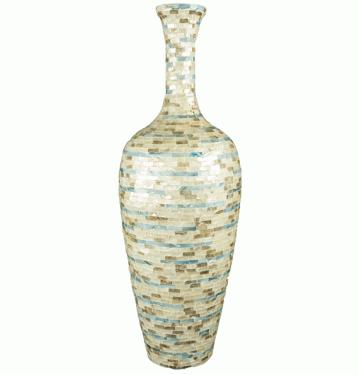 Mother of Pearl Vase main image