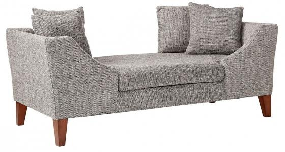 Double Sided Chaise Multi-Tonal Grey main image