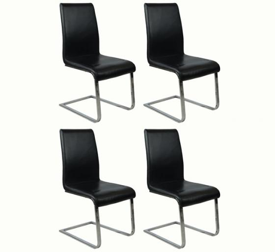 Black Dining Chairs  main image