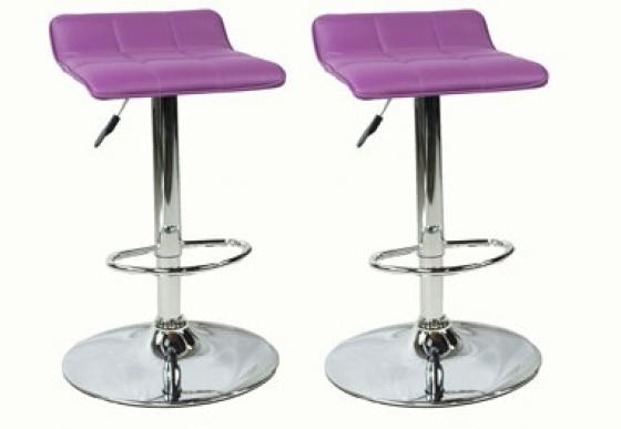 Purple Bar Stools main image