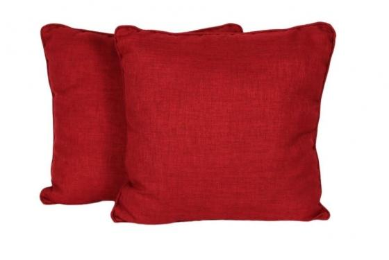 Set of Red Pillows main image