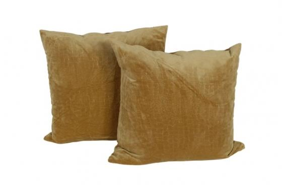 Gold Velvet Pillows  main image