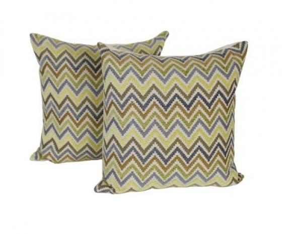 Chevron Stripe Pillows main image