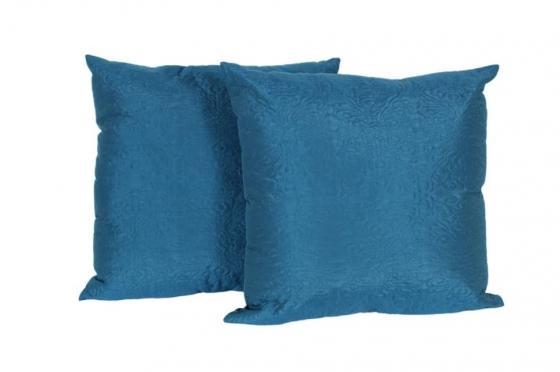 Set of Teal Pillows main image