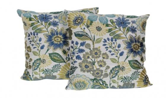 Set of Floral Pillows main image