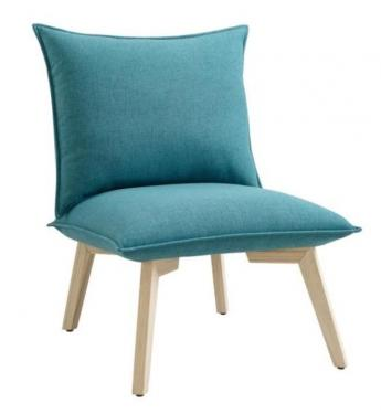 Teal Pillow Chair main image