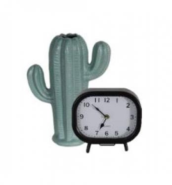 Cactus and Clock Set main image