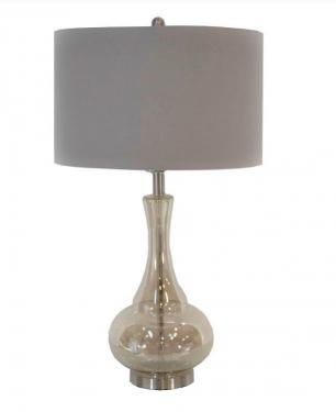 Champagne Mercury Table Lamp main image