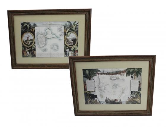 Tommy Bahama Art Set main image