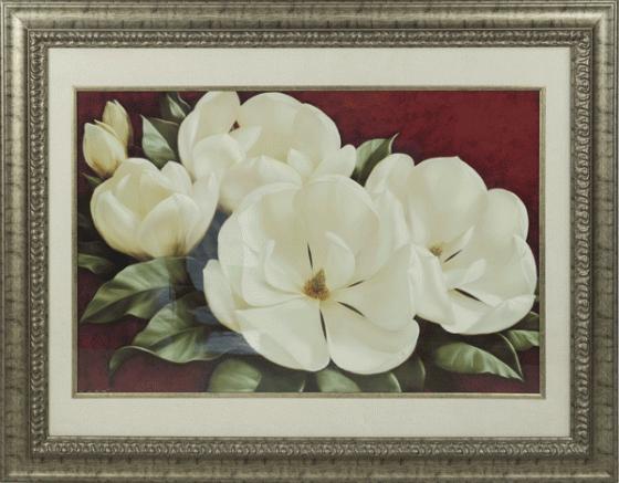 Large Floral Art  main image