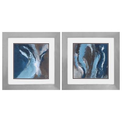 Blue Ocean Dance Art main image
