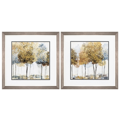 Golden Trees Art main image