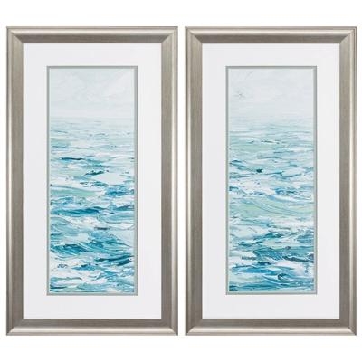 Ocean Teal Art main image