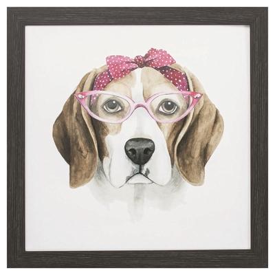 Vintage Pup I Art main image