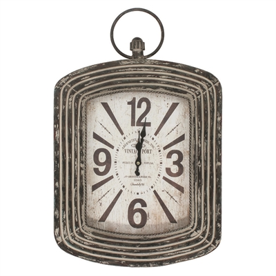 Vintage Clock Art main image
