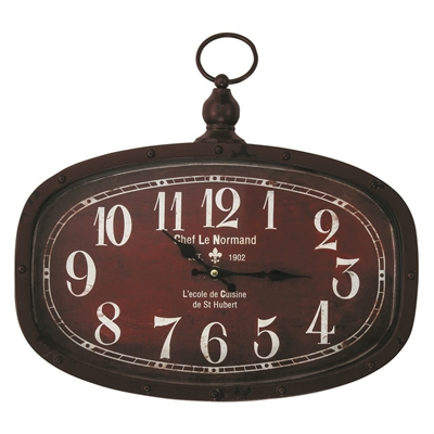 French Clock Art main image
