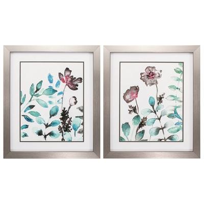 Watercolor Floral Art main image
