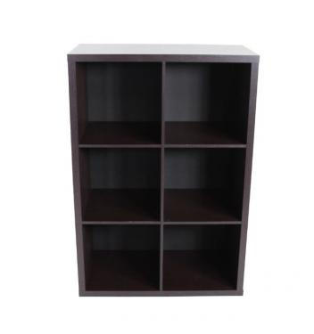 Large 6 Cube Storage Cabinet main image