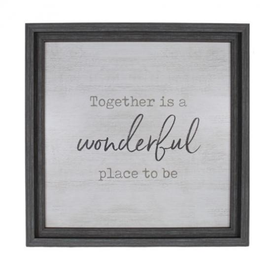 'Together Is A Wonderful Place' Art main image