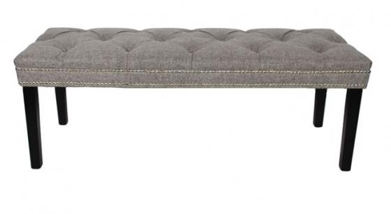 Upholstered Tufted Bench main image