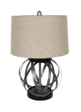 Metal Sculpture Table Lamp main image