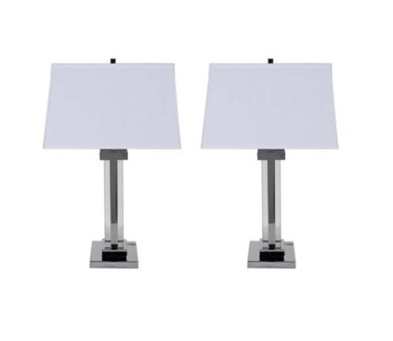 Clear Table Lamps main image