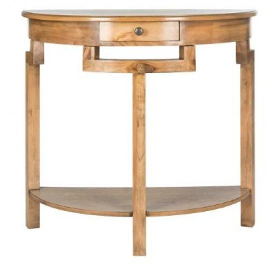 1/2 Round Console Table main image
