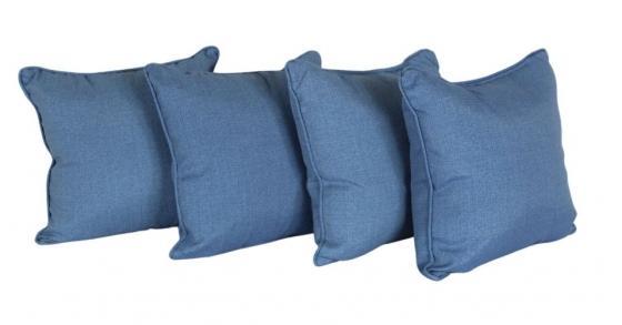 Blue Outdoor Pillows main image