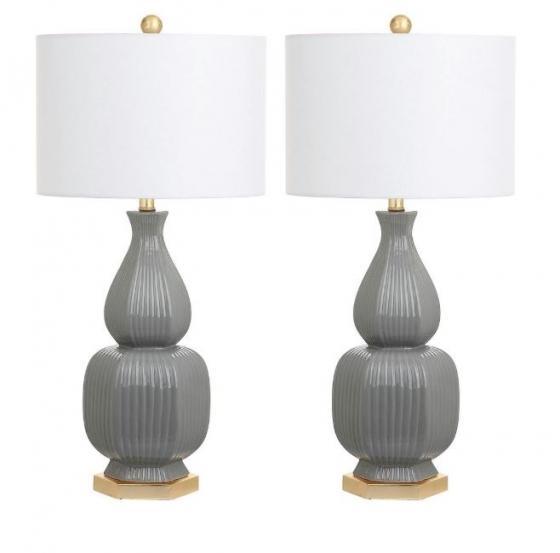 Set of 2 Cleo Lamps main image