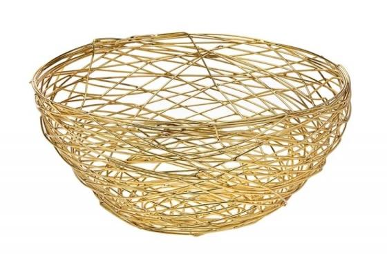 Gold Wire Bowl main image