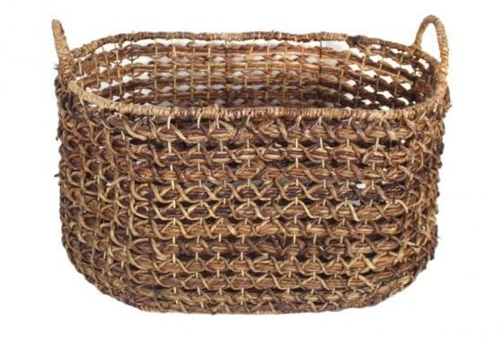 Large Woven Basket main image