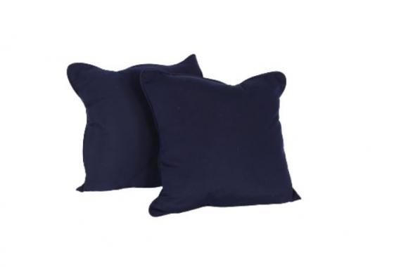 Navy Outdoor Pillows main image