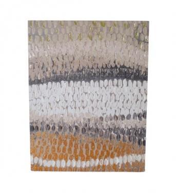 Tan, Grey & Rust Artwork main image