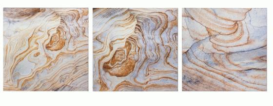 3 piece abstract art  main image